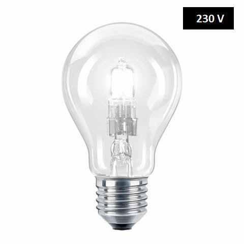 230V Halogenlampen