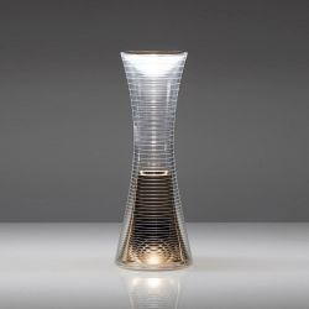 Artemide Come Together LED-Tischleuchte mit Akku-Kupfer-mit LED (3000K)