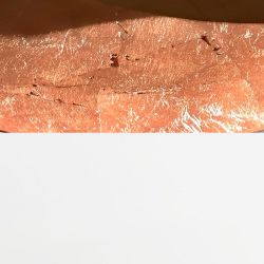 Catellani-Smith LEDERAM W, Ø 25 cm LED-Wandleuchte Weiß/Kupfer