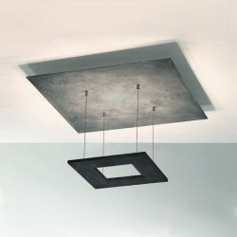 Escale Zen LED-Deckenleuchte-Beton