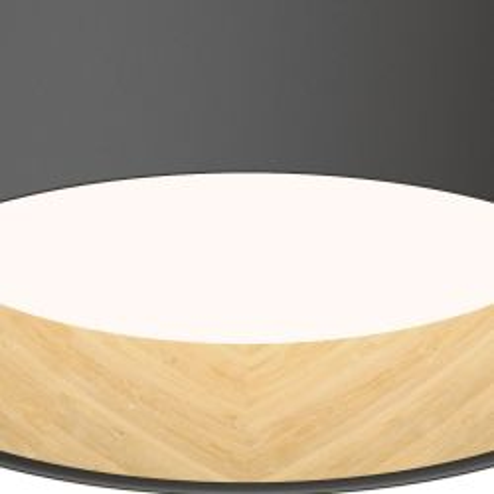 Vibia Duo 4880 LED-Deckenleuchte-Graphitgrau matt-mit LED (2700K)