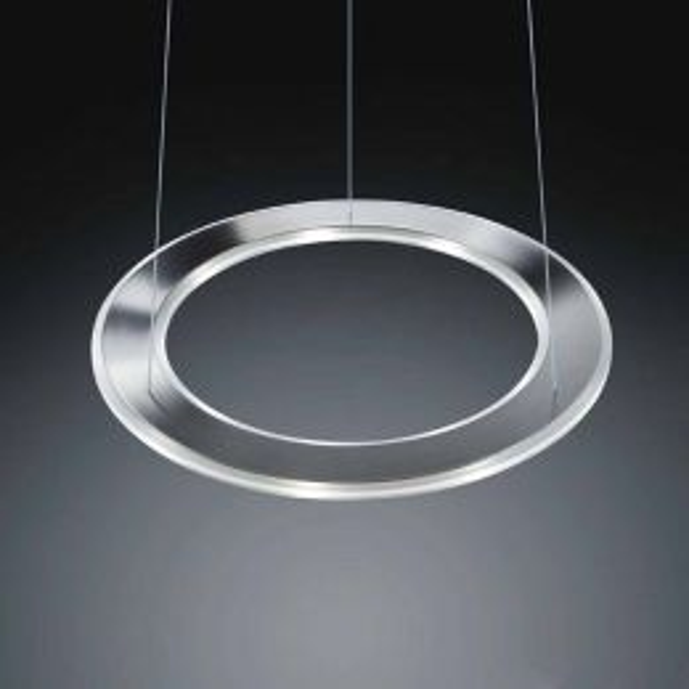 Helestra Sima rund LED-Pendelleuchte