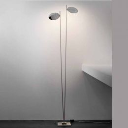 Catellani-Smith LEDERAM F2, LED-Stehleuchte