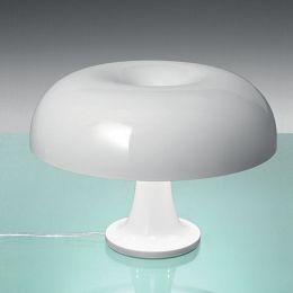 Artemide Nessino Tischleuchte Weiß