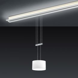 Bankamp Strada Up & Down Grazia 2150 LED-Pendelleuchte