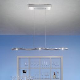Escale Fluid LED-Pendelleuchte 5-flammig