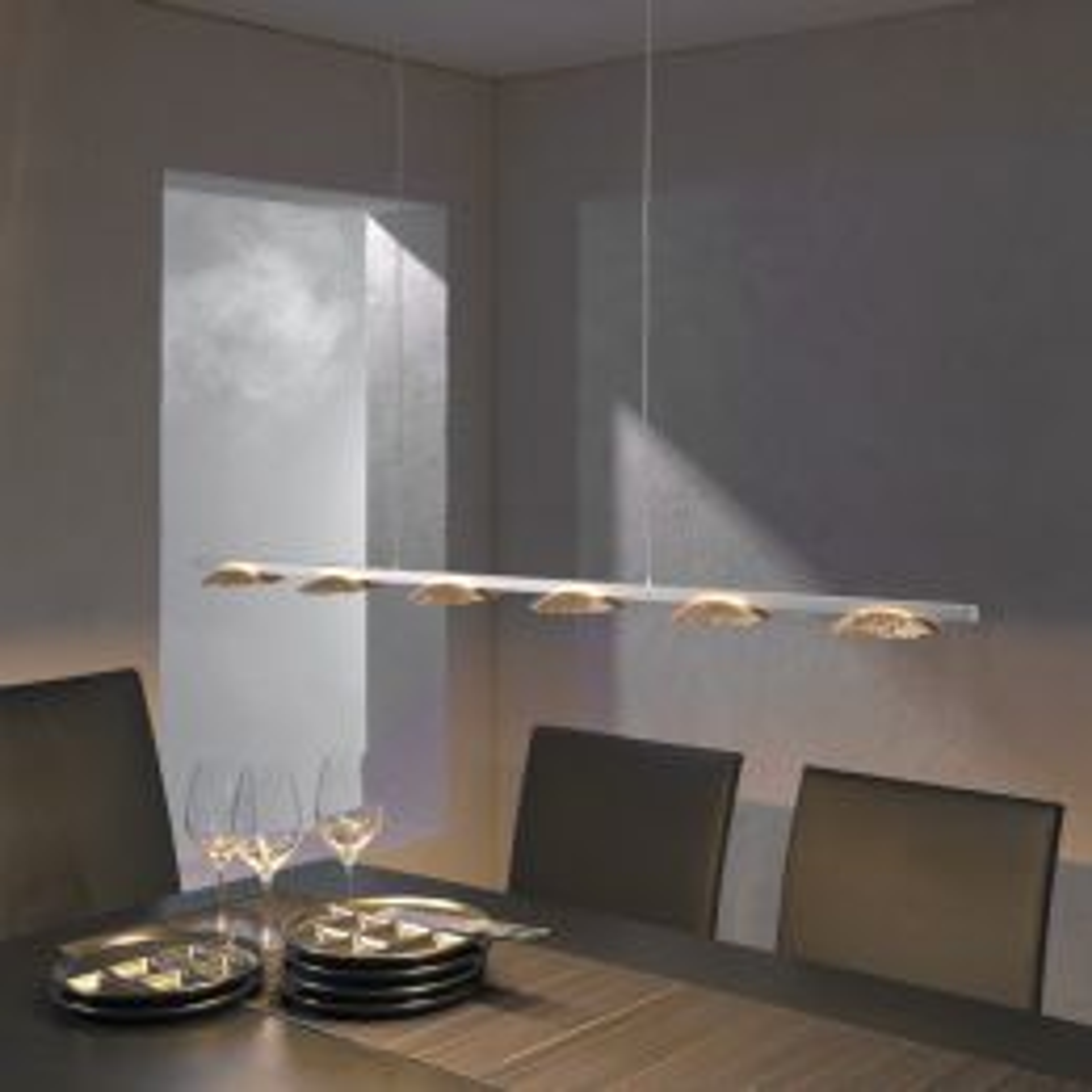 Escale Medusa LED-Pendelleuchte