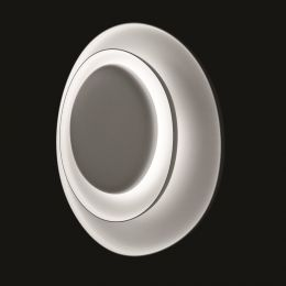 Foscarini Bahia Mini LED - Weiß, mit LED