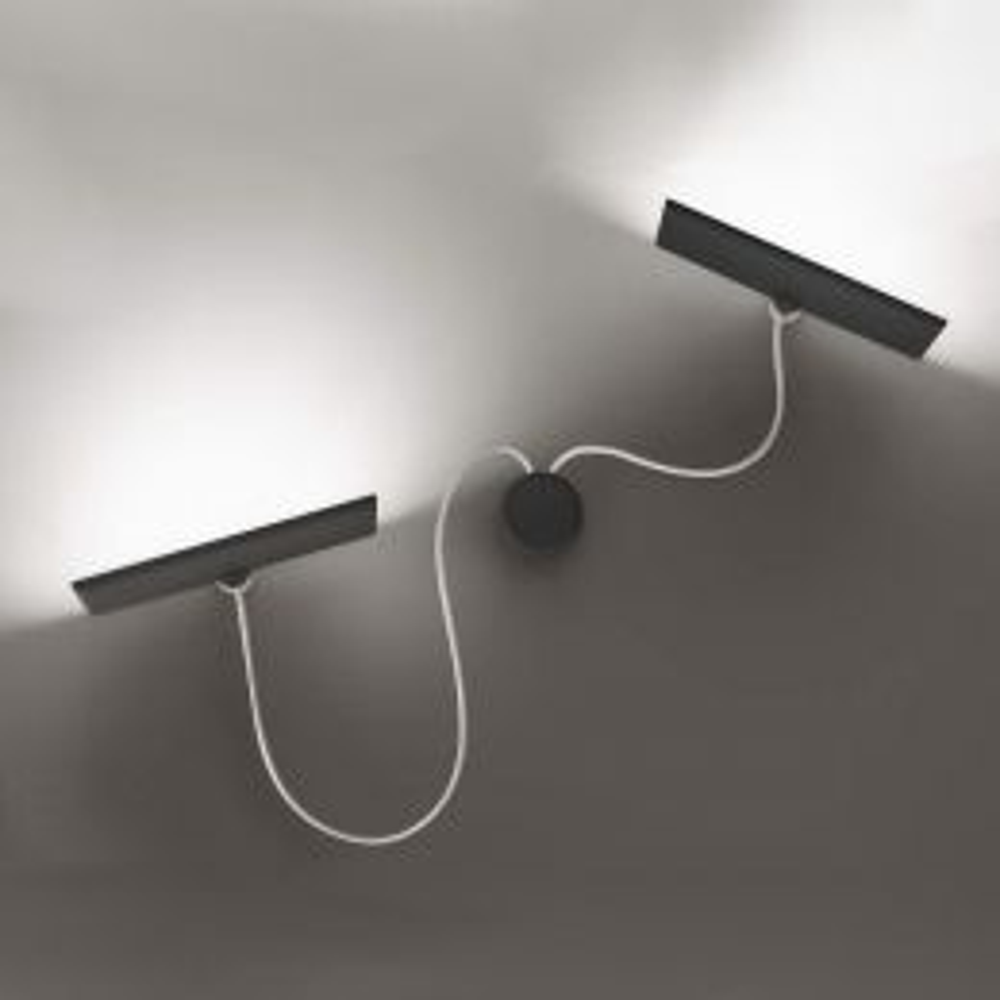 Minitallux Giuup APB 40.2 NE LED-Wandleuchte