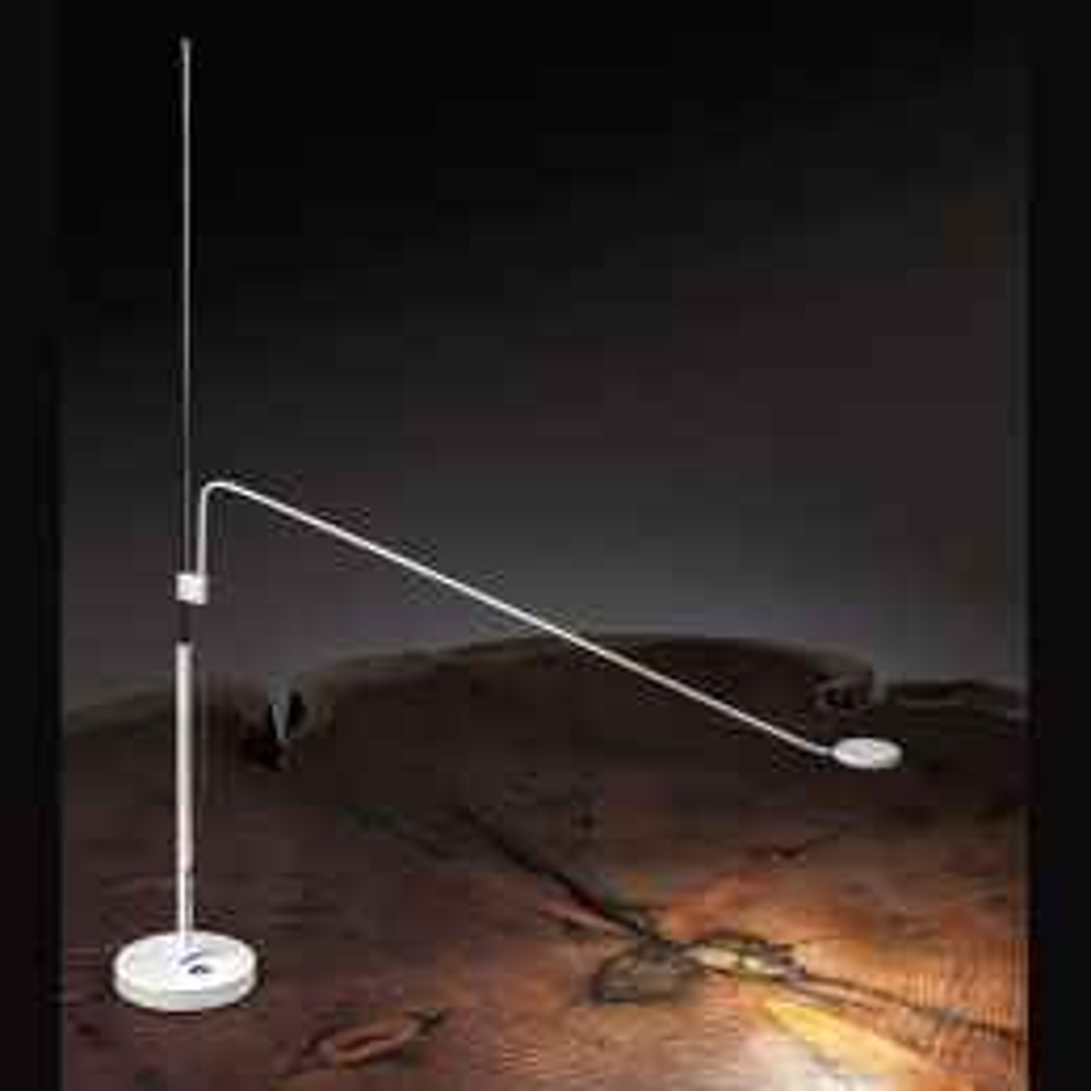 Minitallux Tecla mini BI LED-Tischleuchte Ambiente