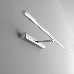 Linea Light Straight_P1 LED-Pendelleuchte-Weiß-mit LED (2700K)