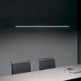 Linea Light Straight_P1 LED-Pendelleuchte kurz