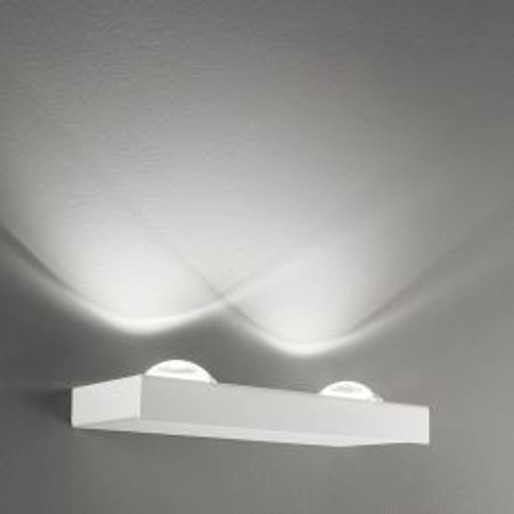 Studio Italia Design Shelf Medium LED-Wandleuchte