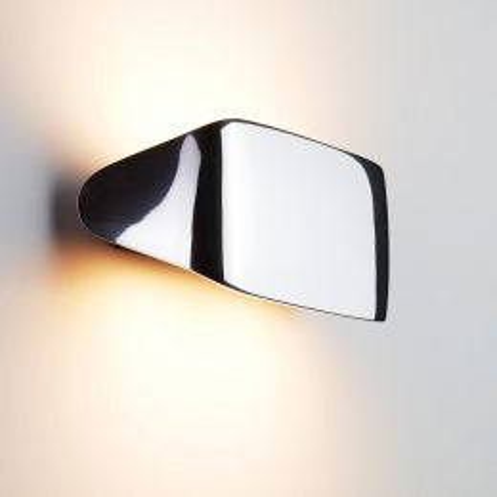 Tobias Grau Henry LED-Wandleuchte Aluminium poliert