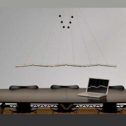 Basis Designleuchten Genua LED-Pendelleuchte