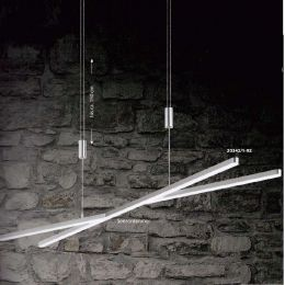 B-Leuchten X-Line 20342 LED-Pendelleuchte