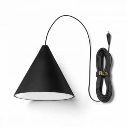 FLOS String Light Kegelkopf LED-Pendelleuchte