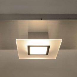 Bopp Leuchten Frame LED-Deckenleuchte 3-flg. 60 cm