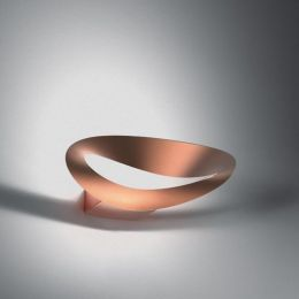 Artemide Mesmeri Parete LED-Wandleuchte - Kupfer, mit LED (3000K)