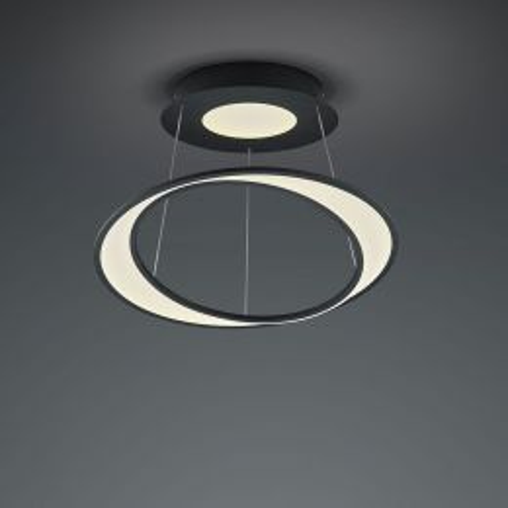 B-Leuchten Aurora 70475 LED-Deckenleuchte 01
