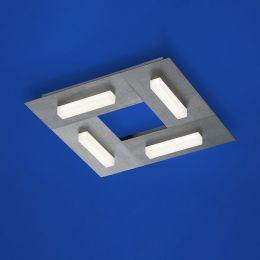 B-Leuchten Domino L 70391 LED-Deckenleuchte