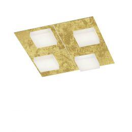 Bankamp Luce Elevata Cube LED-Deckenleuchte 4-flammig