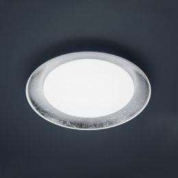 Bankamp Luce Elevata Cover LED-Deckenleuchte L7673-Blattsilber; mit LED (3000K)