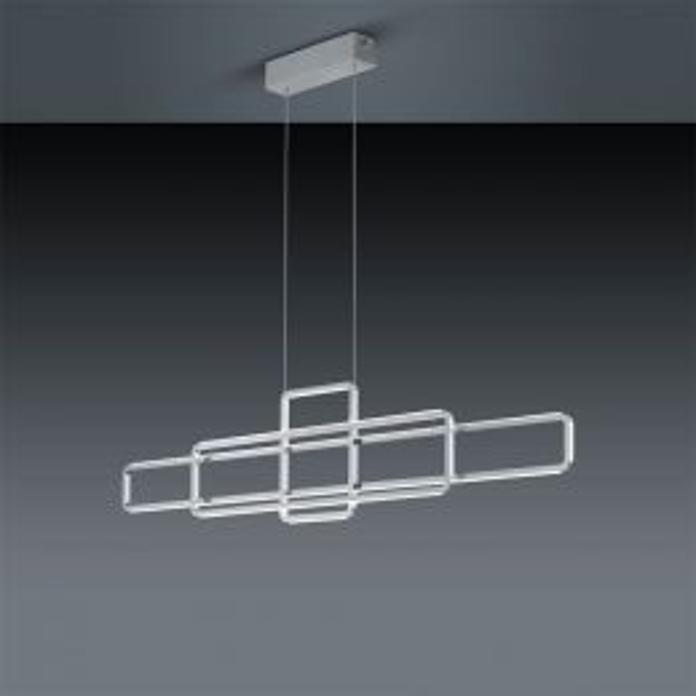 Bankamp Frame 2114 LED-Pendelleuchte