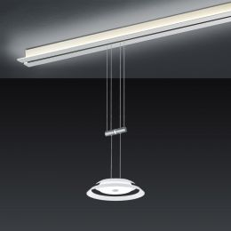 Bankamp Strada Up & Down Callas 2145 LED-Pendelleuchte
