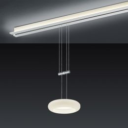 Bankamp Strada Up & Down Centa 2180 LED-Pendelleuchte