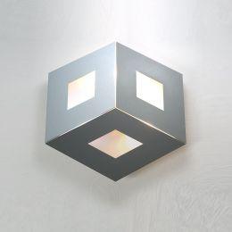 Bopp Leuchten Box Basic 45 LED-Deckenleuchte Aluminium 01