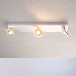 Bopp Leuchten Exo LED-Deckenstrahler 3-flammig - Weiss