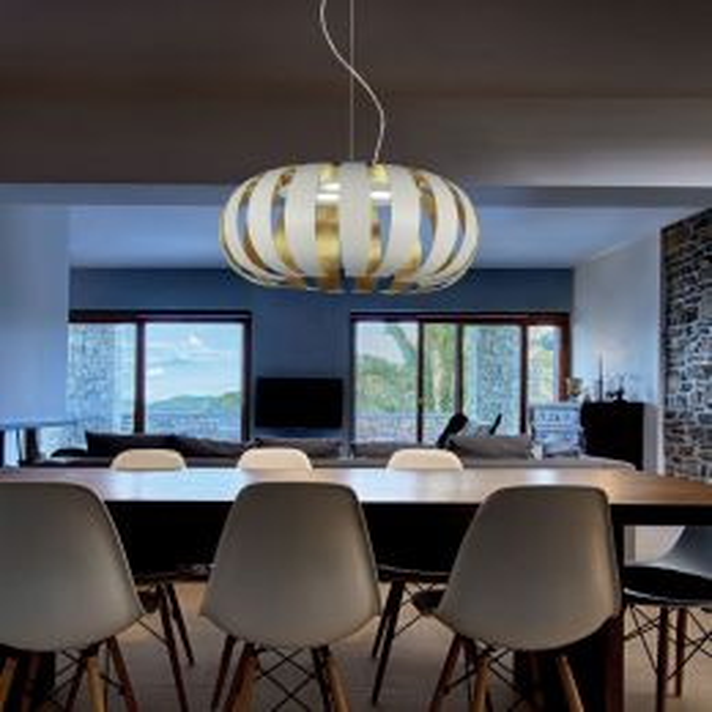 Braga Geo S60 LED-Pendelleuchte