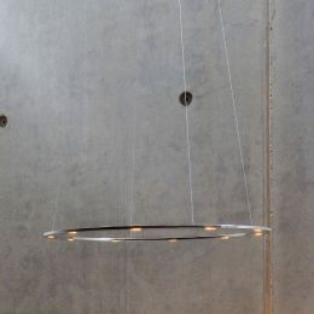 BYOK Piani Rondo 68 Downlight LED-Pendelleuchte