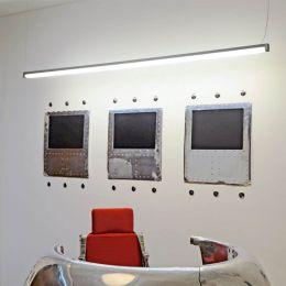 Casablanca Leuchten Follox 3S 207 LED Pendelleuchte