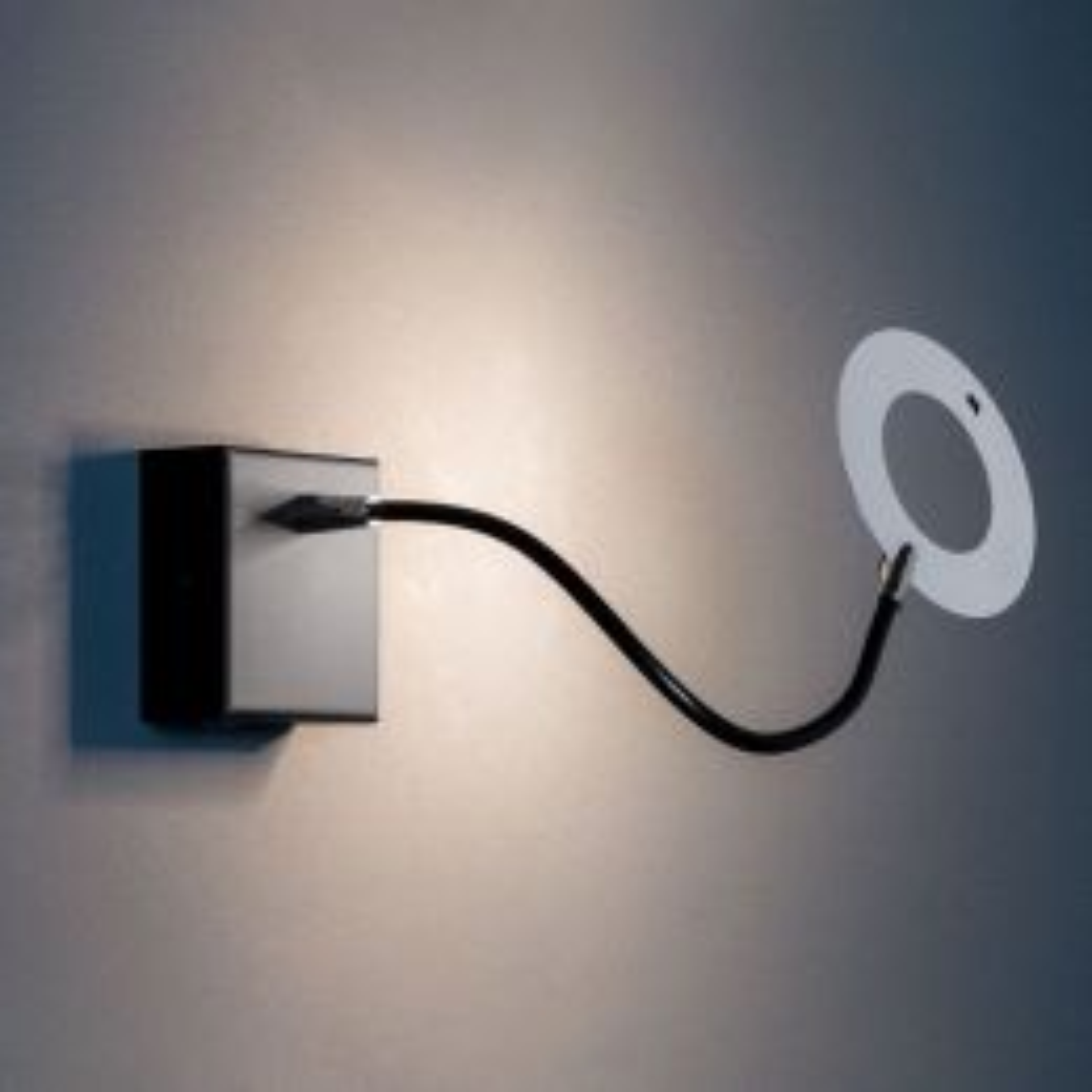 Catellani & Smith Giulietta W LED-Wandleuchte Nickel 01
