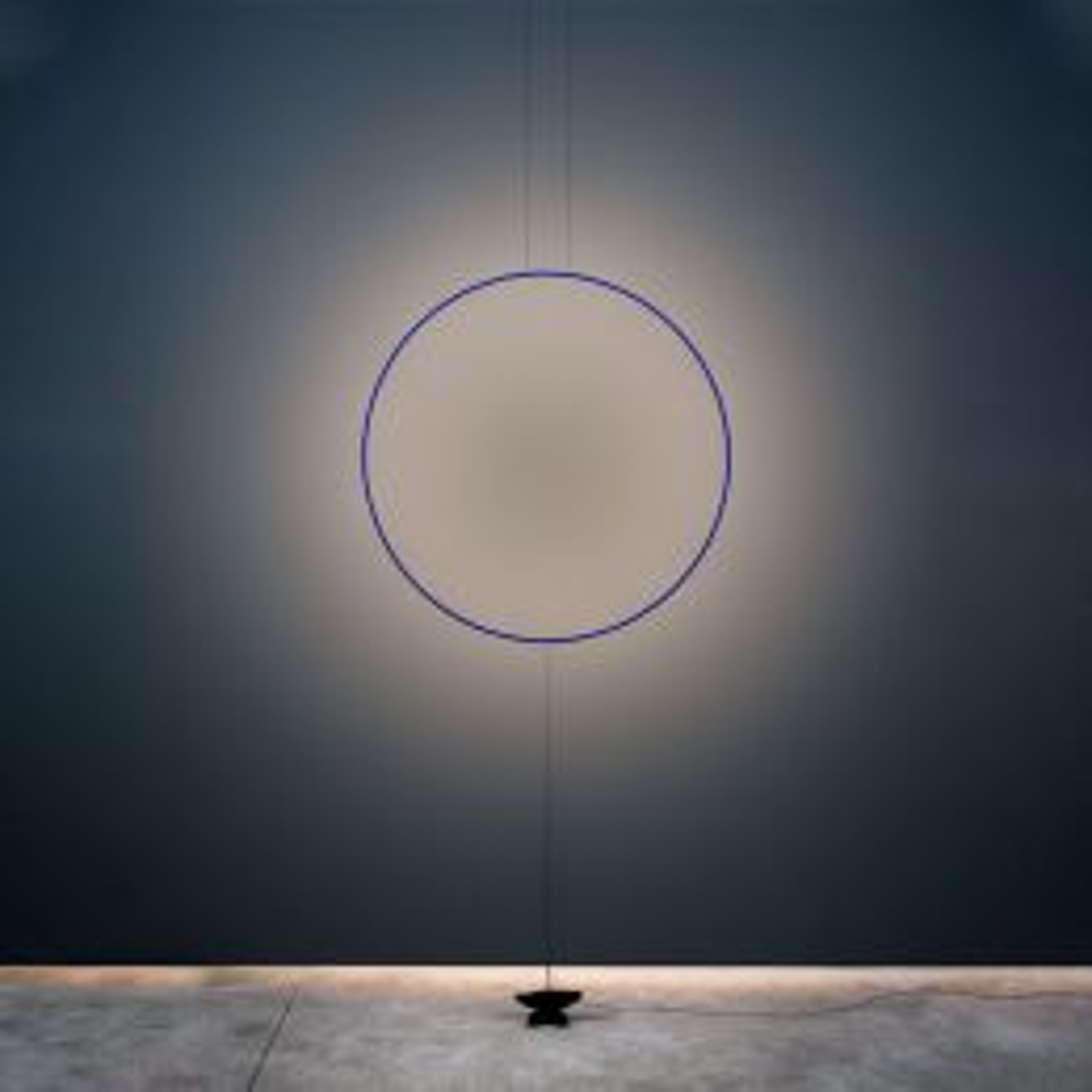 Catellani & Smith Sorry Giotto 9 LED-Pendelleuchte Blau 01