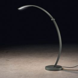Holtkötter Epsilon T LED-Tischleuchte-Platin-mit LED (2700K)