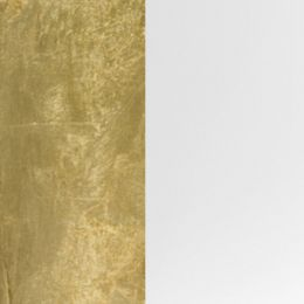 Minitallux Darma 10P LED-Deckenleuchte-Blattgold
