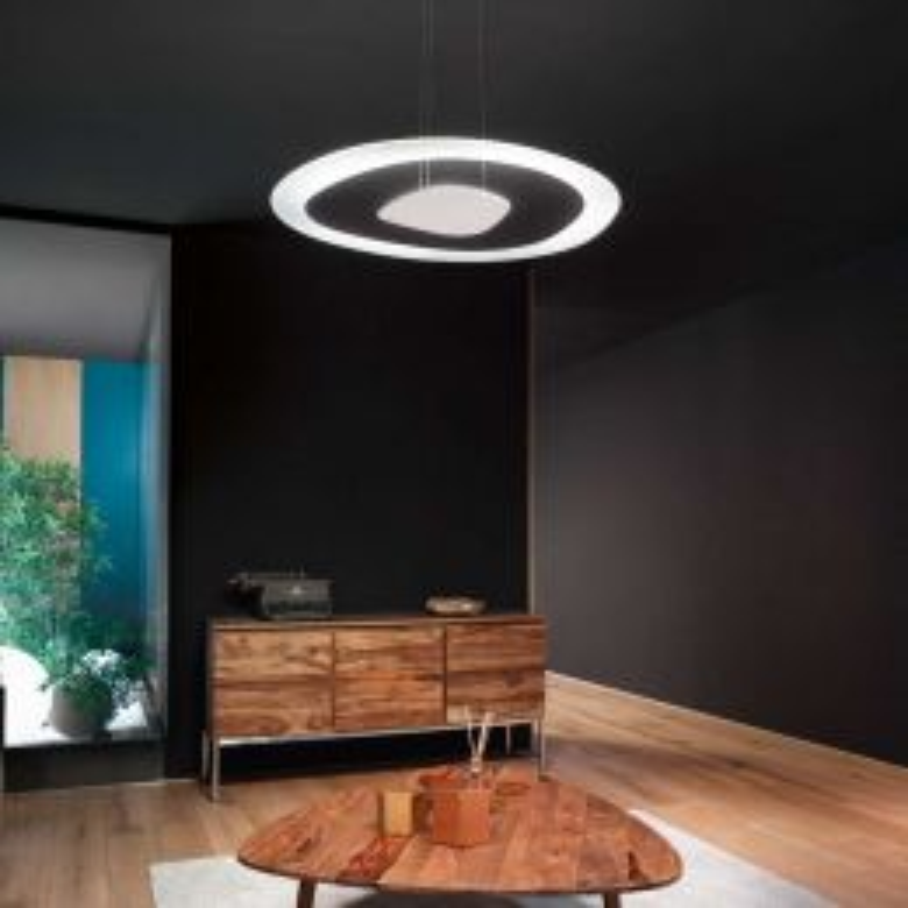 Linea Light Antigua_P 605 LED-Pendelleuchte Milieu
