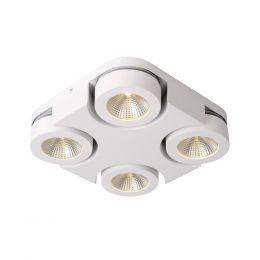Lucide Mitrax LED-Deckenleuchte 4-flammig