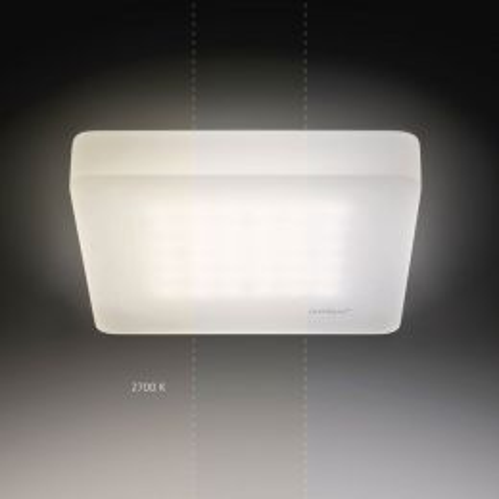 Nimbus CUBIC 64 LED-Deckenleuchte 2700K