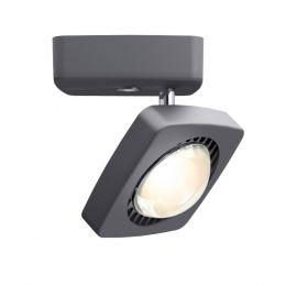 Oligo Kelveen LED-Deckenstrahler-Grau; mit LED (3000K)