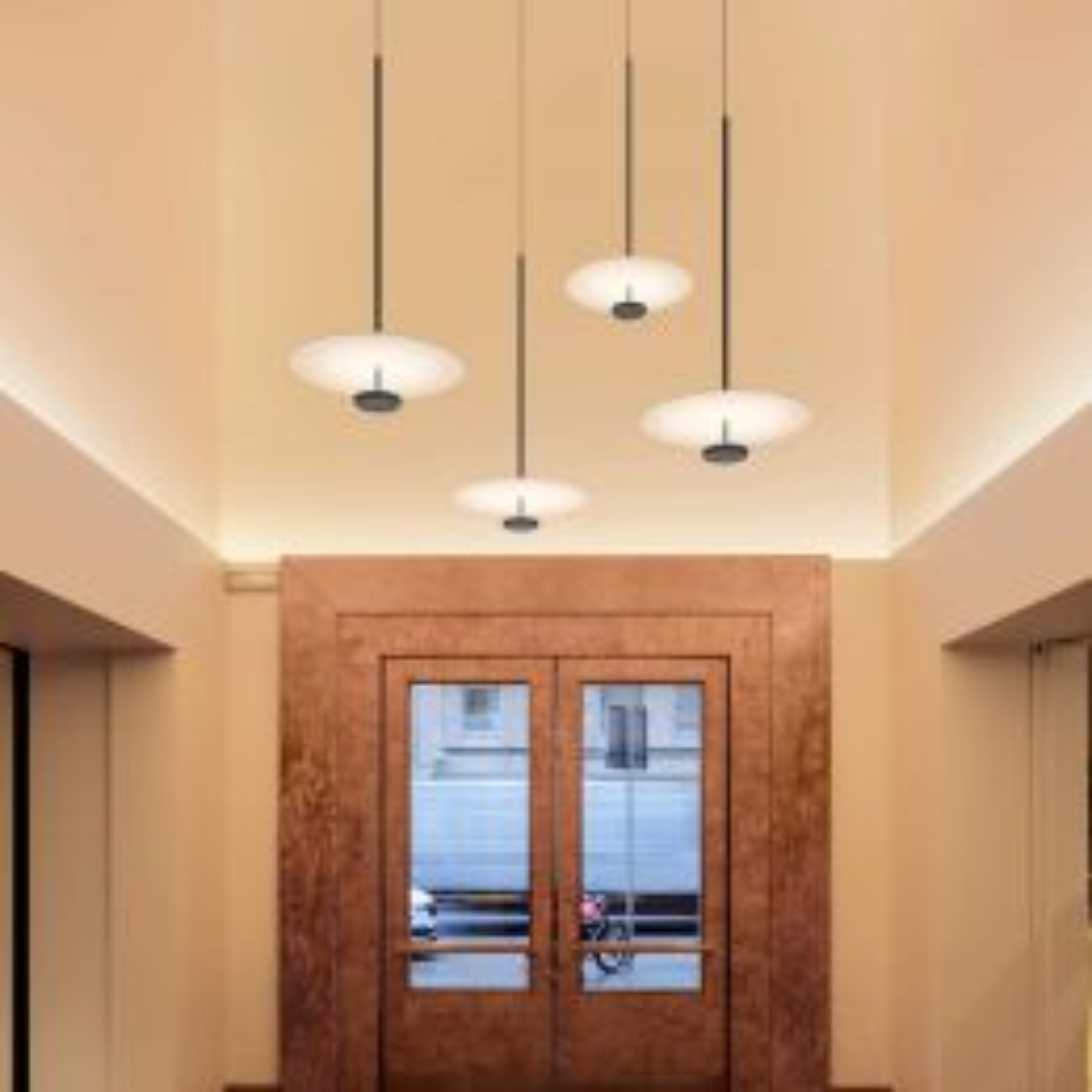 Vibia Flat 5940 LED-Deckenleuchte