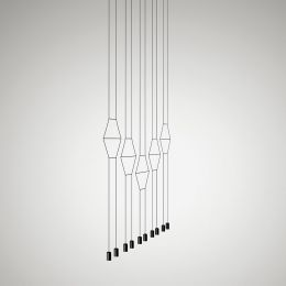 Vibia Wireflow 0325 LED Pendelleuchte