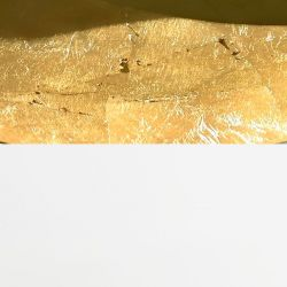 Catellani-Smith LEDERAM W, Ø 17 cm LED-Wandleuchte Weiß/Gold