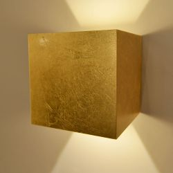 Easylight Nadja LED-Wandleuchte Gold