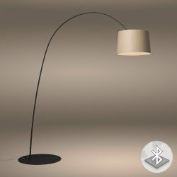 Foscarini Twiggy Wood MyLight Terra LED-Stehleuchte-Schwarz-Ahorn-mit LED (2700K) 01