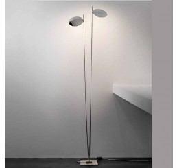 Catellani-Smith LEDERAM F2, LED-Stehleuchte