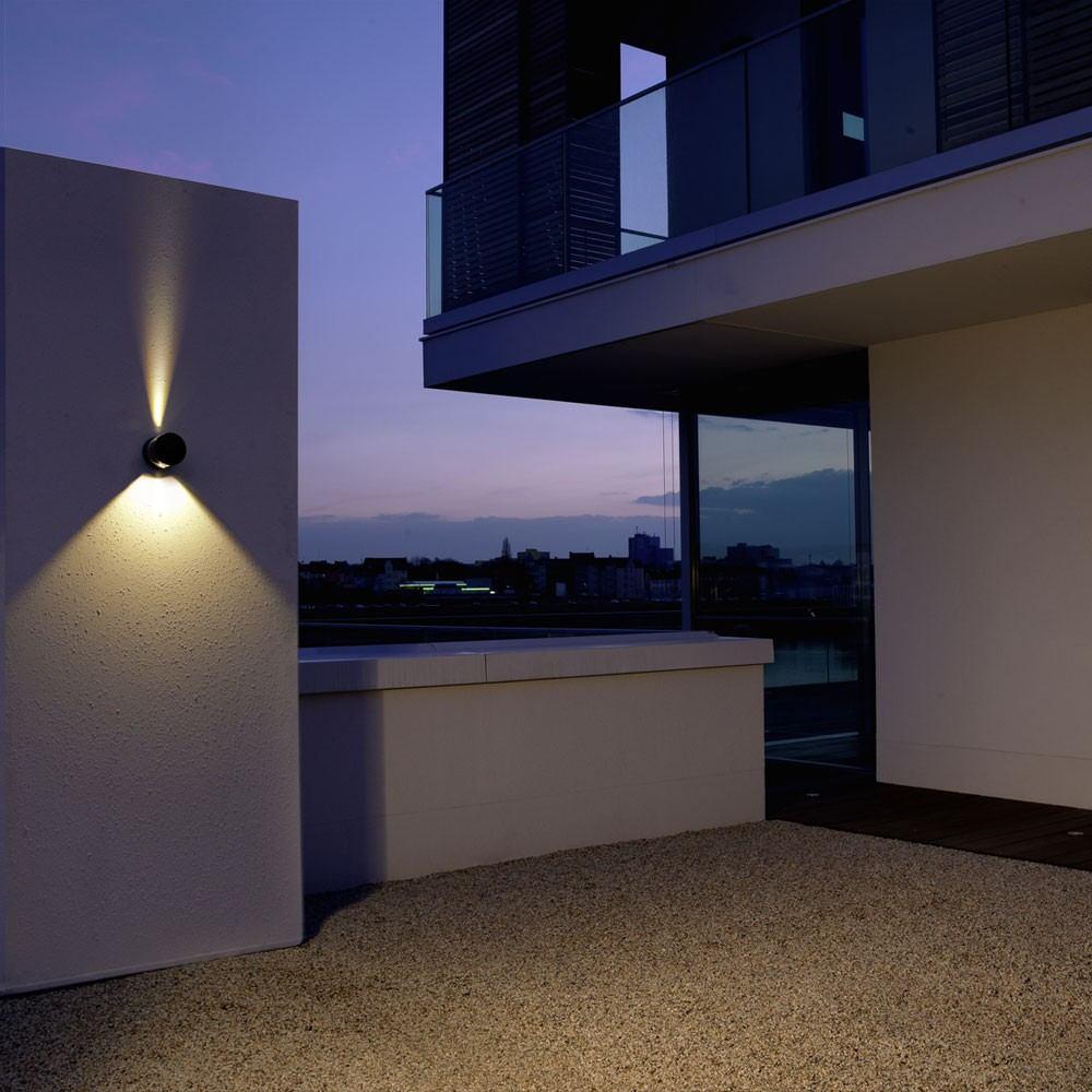 hier albert led wandstrahler 662315 online kaufen. Black Bedroom Furniture Sets. Home Design Ideas